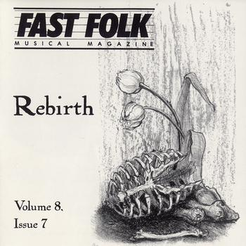 Various Artists - Fast Folk Musical Magazine (Vol. 8, No. 7) Rebirth