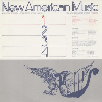 Various Artists - New American Music, Vol. 1