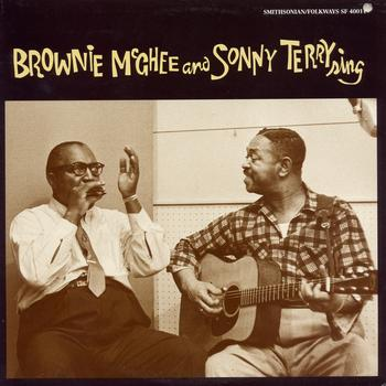 Brownie McGhee - Brownie McGhee and Sonny Terry Sing