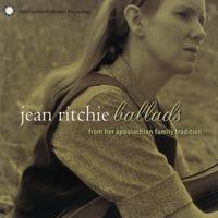 Jean Ritchie - Jean Ritchie: Ballads from her Appalachian Family Tradition