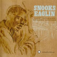 Snooks Eaglin - New Orleans Street Singer