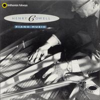 Henry Cowell - Piano Music