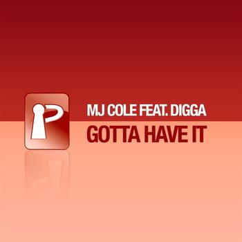 MJ Cole feat. Digga - Gotta Have It