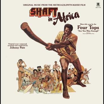 Various Artists - Shaft In Africa