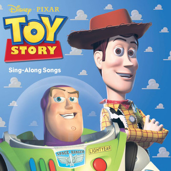 Various Artists - Toy Story Sing-Along Songs