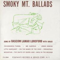 Bascom Lamar Lunsford - Smoky Mountain Ballads