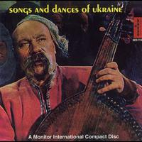 The Ukrainian Bandura Players - Songs and Dances of Ukraine (CD edition)