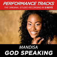 Mandisa - God Speaking (Performance Tracks) - EP