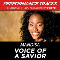 Mandisa - Voice Of A Savior (Performance Tracks) - EP