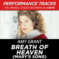 Amy Grant - Breath Of Heaven (Mary's Song) [Performance Tracks] - EP