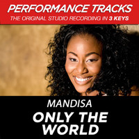 Mandisa - Only The World (Performance Tracks) - EP