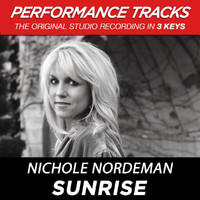 Nichole Nordeman - Sunrise (EP / Performance Tracks)