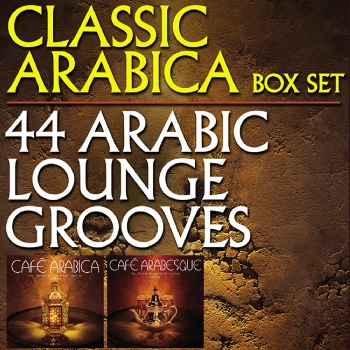 Various Artists - Classic Arabica Box Set - 44 Arabic Lounge Grooves
