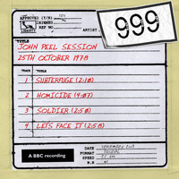 999 - John Peel Session [25 October 1978] (25 October 1978)