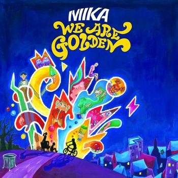 MIKA - We Are Golden (International EP 2)