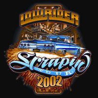 Various Artists - Lowrider Scrapin Tour 2002