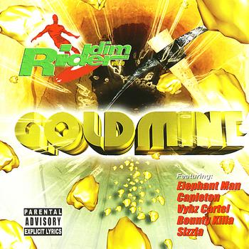 Various Artists - Riddim Rider Volume 10: Goldmine
