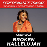 Mandisa - Broken Hallelujah (Performance Tracks) - EP