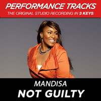 Mandisa - Not Guilty (Performance Tracks) - EP