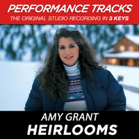 Amy Grant - Heirlooms (Performance Tracks) - EP