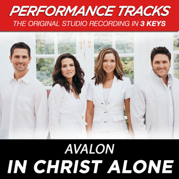 Avalon - In Christ Alone (Performance Tracks) - EP