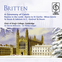 King's College Choir Cambridge - Britten: A Ceremony of Carols etc