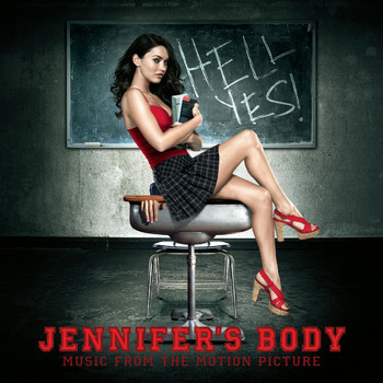 Various Artists - Jennifer's Body Music From The Original Motion Picture Soundtrack