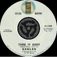 Eagles - Take It Easy / Get You in the Mood
