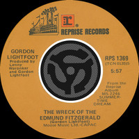 Gordon Lightfoot - The Wreck of the Edmund Fitzgerald / The House You Live In (Single Version)