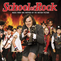 Various Artists - School Of Rock (Music From And Inspired By The Motion Picture)