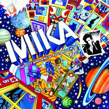 MIKA - The Boy Who Knew Too Much (International AOBP)