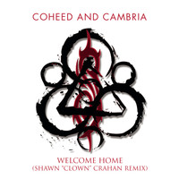 Coheed and Cambria - Clown's Welcome Home (Shawn Crahan Remix) (Explicit)