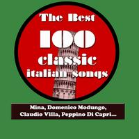 Various Artists - The Best 100 Classic Italian Songs Vol.1 (Mina, Sofia Loren, Claudio Villa, Peppino Di Capri, Katia Ricciarelli, Adriano Celentano... [Explicit])