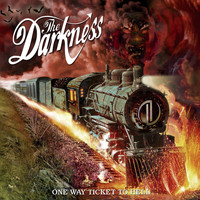 The Darkness - One Way Ticket To Hell...And Back (US Clean Album video/tunebook bundled by itunes)