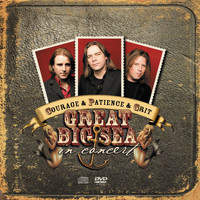 Great Big Sea - Courage & Patience & Grit (Live)