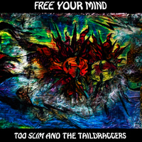 Too Slim and the Taildraggers - Free Your Mind