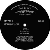Ron Trent - Altered States - EP