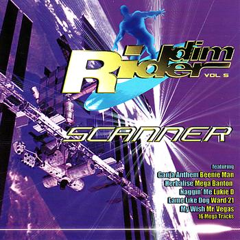 Various Artists - Riddim Rider Volume 5 : Scanner