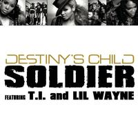 "Destiny's Child - ""Soldier""  Mixes : 2 Track Bundle"