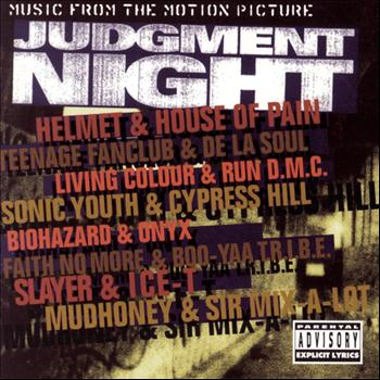 Various Artists - Judgement Night: Music From The Motion Picture