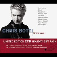 Chris Botti - To Love Again - Holiday Gift Pack
