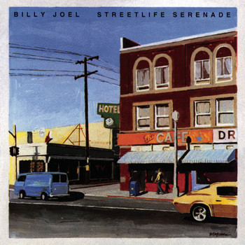 Billy Joel - Streetlife Serenade