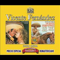 Vicente Fernández - 35 Anniversary Re-mastered Series, Vol. 1