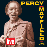 Percy Mayfield - Percy Mayfield Live