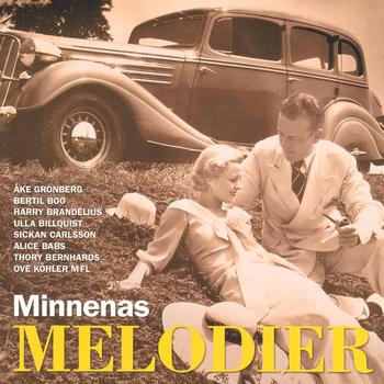 Various Artists - Minnenas melodier