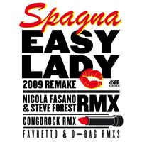 Spagna - Easy Lady (2009 Remake)