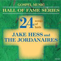 Jake Hess - Gospel Music Hall of Fame Series - Jake Hess and The Jordanaires - 24 Songs of Faith