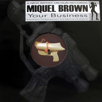 Miquel Brown - Your Business
