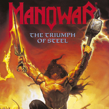 Manowar - The Triumph of Steel (Explicit)