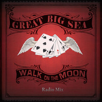 Great Big Sea - Walk On The Moon [radio mix]